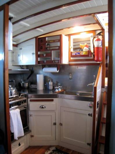 boat galley picture